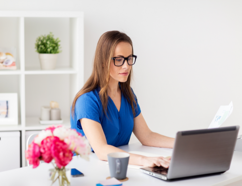 Working from Home with a Virtual Address Services