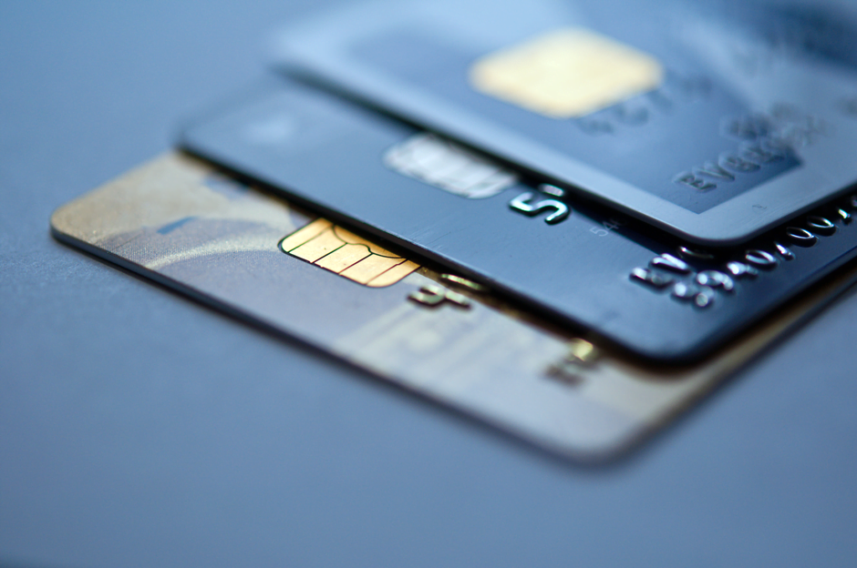 credit and debit cards for guaranteed business bank accounts