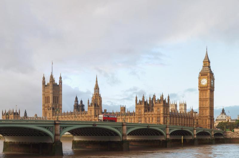 Westminster office address in London